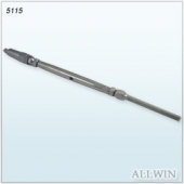 Stainless Steel Long Terminal Threaded End Wire Rope Fitting