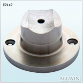 Stainless Steel Rail Support Flange
