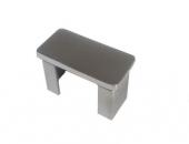 Stainless Steel Slot Tube End Cap