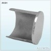 Stainless Steel Slot Tube End Cap