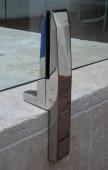 Bolt Free Frameless Stainless Steel swimming Pool Fence Glass Bracket