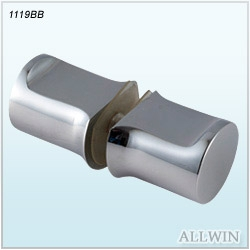 Stainless Steel Glass Door Knob Product 04 006 11 2 1119bb