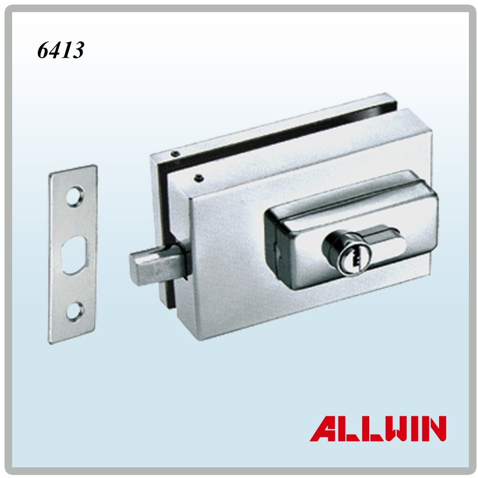 Cylinder Glass Clamp Glass Door Lock Patch Fitting Product 2 7 0013