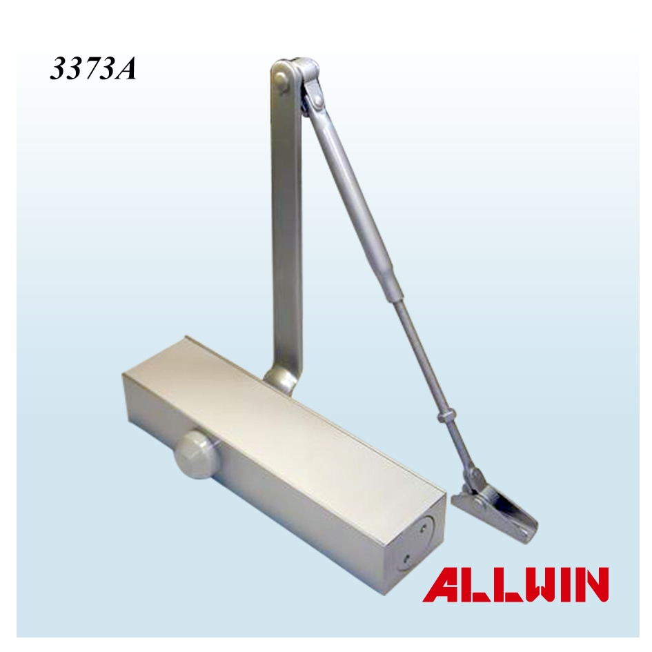 Hydraulic Arm Door Detail : Aluminium alloy sliding arm hydraulic door closer product