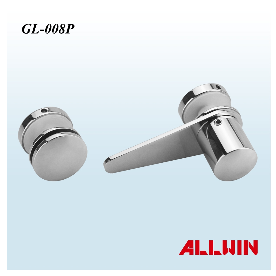 Stainless Steel Casting Glass Door Latch Product Gh 13 1