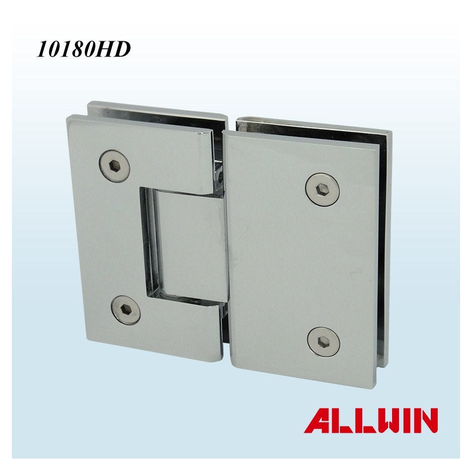 135 Degree Stainless Steel Bathroom Clamp Shower Door Glass To Hinge