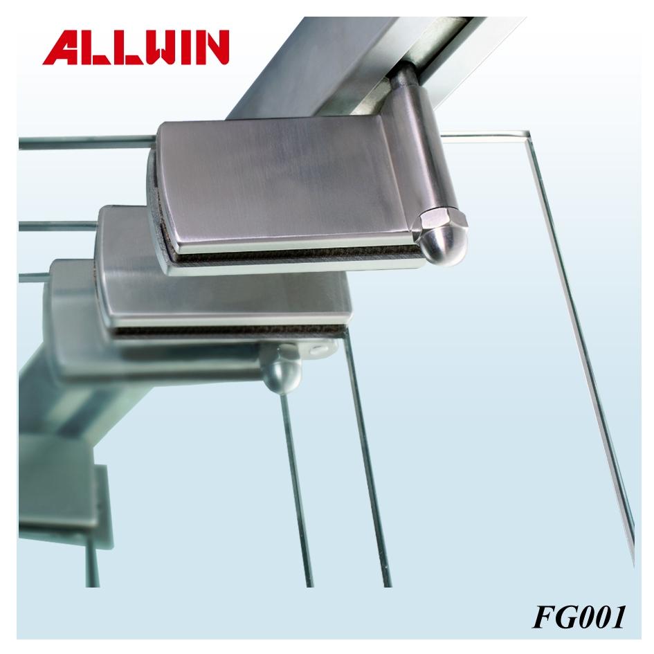 Stainless Steel Frameless Folding Glass Door System Product Fg 14 Fg001