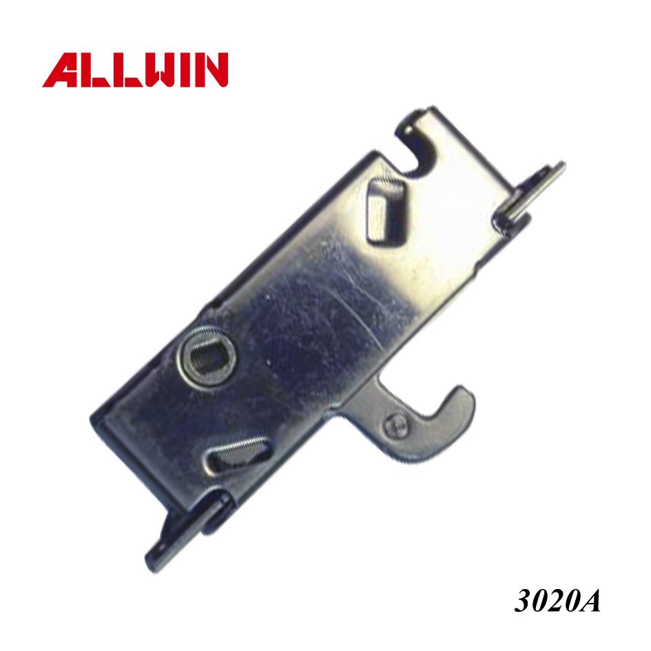 Sliding Swing Door Latch Lock Universal Steel Push Pull Paddle