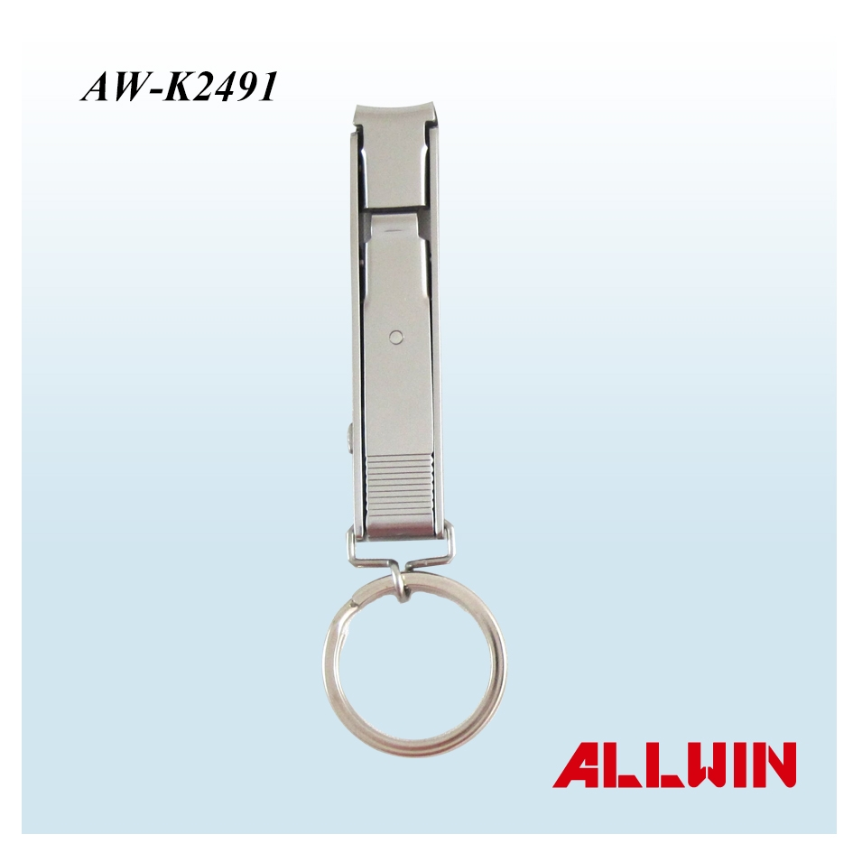 Ultra Thin For Travel Folded Key Chain Nail Clipper Product-ACS-3-3 ...