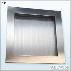 Industrial Flush Mount Cabinet Concealed Pull Pocket Door