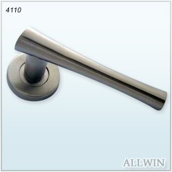 stainless steel solid lever handle product 03 06 05 004 4 4110. Black Bedroom Furniture Sets. Home Design Ideas