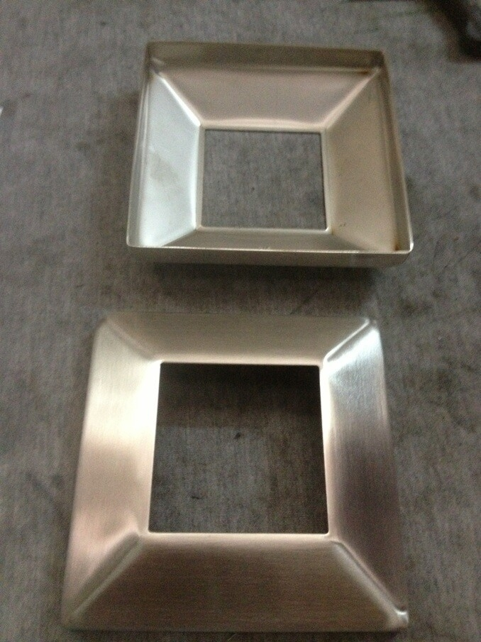 Stainless Steel Handrail Square Tube Cover Product 1 05
